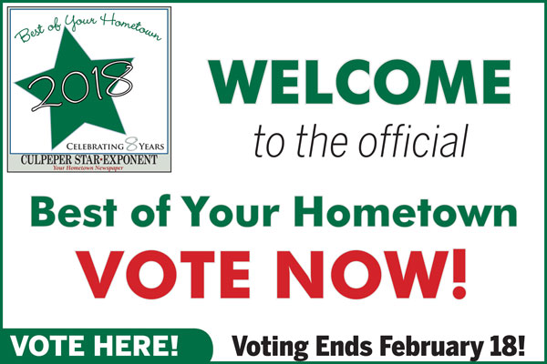 Best Of Your Hometown contest